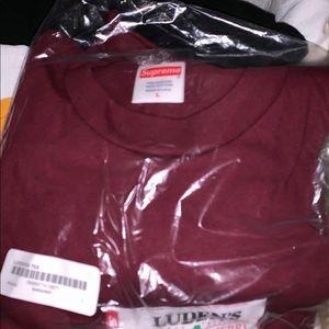 supreme ludend t shirt